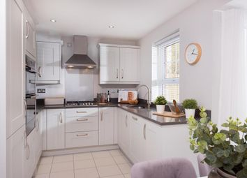 """Thumbnail 3 bed detached house for sale in """"Andover"""" at Cae Brewis, Boverton, Llantwit Major"""