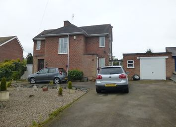 Thumbnail 3 bed detached house for sale in Fairefield Crescent, Glenfield, Leicester.