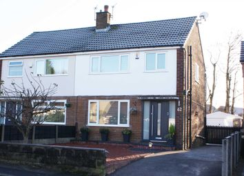 3 bed semi-detached house for sale in Broadstone Road, Bradshaw, Bolton BL2