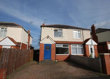 Thumbnail 2 bedroom semi-detached house for sale in Fallowfield Avenue, Newcastle Upon Tyne