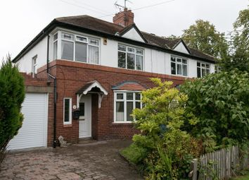 Thumbnail Semi-detached house to rent in Berwick Hill Road, Ponteland