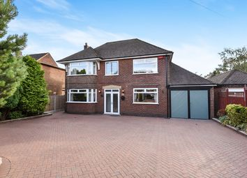 Thumbnail 3 bedroom detached house for sale in Nottingham Road, Ripley