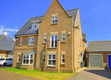 Thumbnail 4 bed semi-detached house for sale in Johnston Place, Sovereign Harbour, Eastbourne