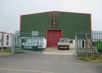 Thumbnail Property for sale in Plot 3, Celtic Link Industrial Park, Scleddau, Fishguard, Pembrokeshire