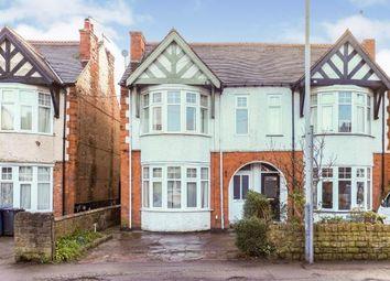 3 bed semi-detached house for sale in Albert Road, West Bridgford, Nottingham, Nottinghamshire NG2