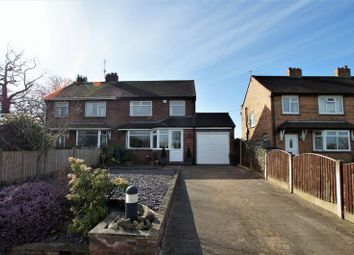 Thumbnail 3 bed semi-detached house for sale in Back Lane, Brereton, Sandbach