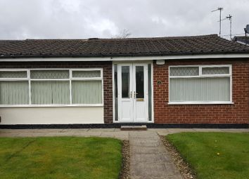 Thumbnail 2 bed semi-detached bungalow to rent in Avroe Road, Eccles, Manchester