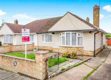 Thumbnail 2 bed semi-detached bungalow for sale in Croft Road, Balby, Doncaster