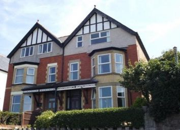 Thumbnail 4 bed maisonette to rent in Sefton Road, Old Colwyn, Colwyn Bay