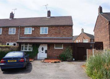Thumbnail 3 bedroom semi-detached house for sale in Blythe Bridge, Stoke-On-Trent
