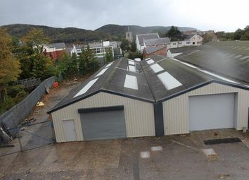 Thumbnail Light industrial to let in Unit 1B/1C Peel Business Centre, Peel Street, Abergele