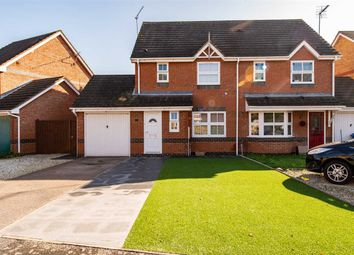 Thumbnail 3 bed semi-detached house to rent in Eclipse Drive, Sittingbourne