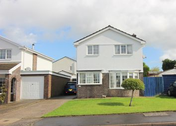 Thumbnail 3 bed detached house for sale in Highfields, Brackla, Bridgend.