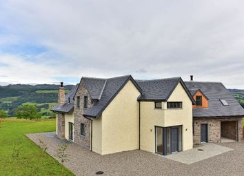 Thumbnail 4 bedroom detached house for sale in The Aultmore, Pitilie View, Aberfeldy