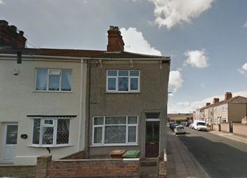 Thumbnail 3 bed end terrace house to rent in Tennyson Street, Grimsby