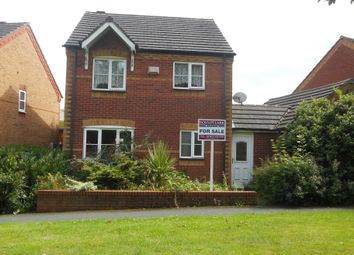 Thumbnail 3 bed detached house for sale in Exmoor Green, Wednesfield, Wolverhampton