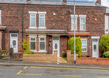 Thumbnail 2 bed terraced house for sale in Station Road, Wigan, Merseyside