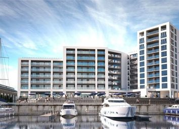 Thumbnail 2 bed flat to rent in 1 Maritime Walk, Ocean Village, Southampton