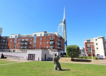 Thumbnail 1 bed flat for sale in Gunwharf Quays, Portsmouth