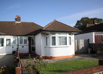 Thumbnail 2 bed semi-detached bungalow to rent in Chesham Avenue, Petts Wood, Orpington
