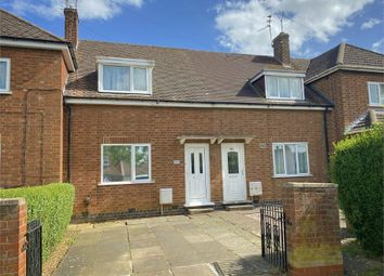 Thumbnail 2 bed terraced house for sale in Studfall Avenue, Corby, Northamptonshire