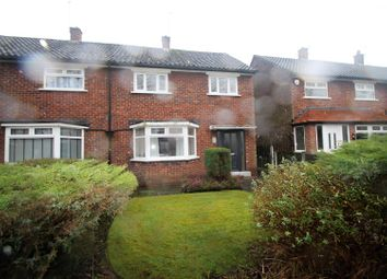 Thumbnail 3 bed property for sale in Bedford Road, Ellesmere Park, Manchester