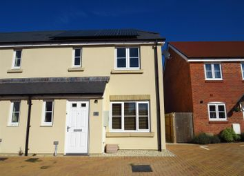 Thumbnail 3 bed end terrace house for sale in Truckle Road, Amesbury, Salisbury