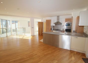 Thumbnail 3 bed flat for sale in Strand Street, Poole