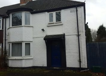 Thumbnail 3 bed semi-detached house to rent in Beckminster Road, Penn