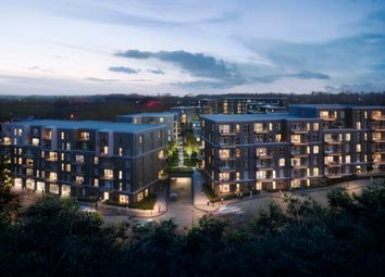 Thumbnail 1 bed flat for sale in Royal Engineers Way, Mill Hill