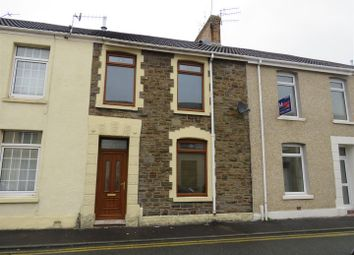 Thumbnail 2 bed terraced house for sale in Gilbert Crescent, Llanelli