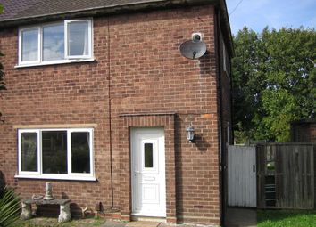 Thumbnail 2 bed semi-detached house to rent in Crofton Road, Runcorn