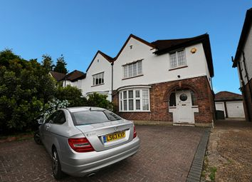 Thumbnail 4 bedroom terraced house to rent in Lionel Road North, Brentford