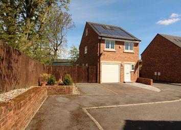 Thumbnail 3 bed detached house for sale in Ashdown Grove, Lanchester, Durham