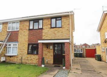 3 bed semi-detached house for sale in Caledonian Way, Belton, Great Yarmouth NR31