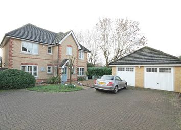 Thumbnail 5 bed detached house for sale in Ray Meadow, Maidenhead