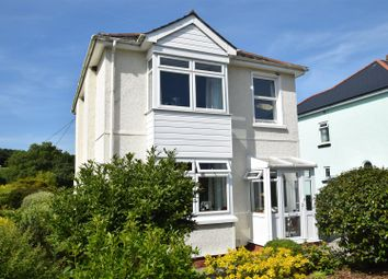 Thumbnail 3 bed detached house for sale in Treluswell, Four Cross, Penryn