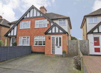 Thumbnail 3 bed semi-detached house for sale in Gresham Road, Uxbridge
