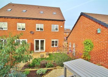 Thumbnail 4 bed semi-detached house for sale in Farmers Way, Rothley, Leicestershire