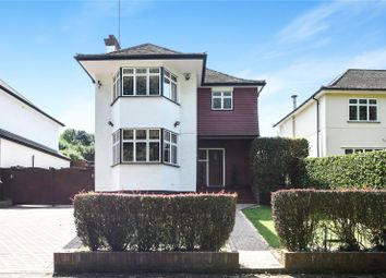 Thumbnail 4 bed detached house for sale in Moor Lane, Rickmansworth, Hertfordshire