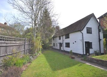 Thumbnail 3 bed detached house for sale in Town Row, Crowborough