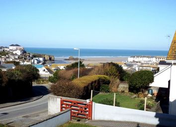Thumbnail 2 bed flat for sale in Liskey Hill, Perranporth