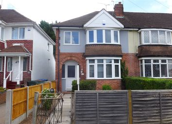 Thumbnail 3 bed terraced house to rent in Mary Herbert Street, Cheylesmore, Coventry, West Midlands