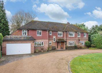 Holmewood Ridge, Langton Green, Tunbridge Wells, Kent TN3. 6 bed detached house