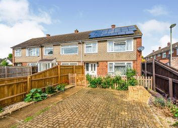 Thumbnail 3 bedroom end terrace house for sale in Danes Road, Bicester