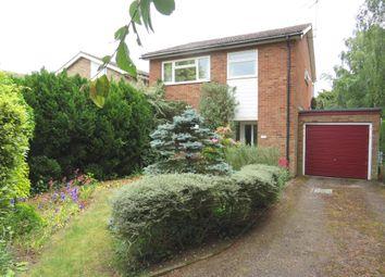 Thumbnail 4 bed detached house for sale in Linton Gardens, Bury St. Edmunds
