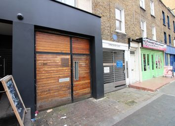 Thumbnail Industrial for sale in Chalton Street, London