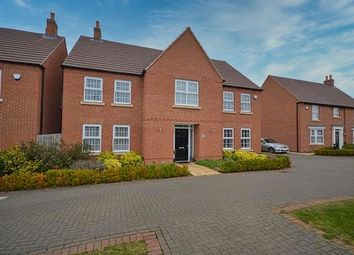 Thumbnail 5 bed detached house for sale in Springwell Lane, Whetstone, Leicester