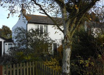 Thumbnail 2 bed semi-detached house to rent in Post Office Road, Knodishall, Saxmundham