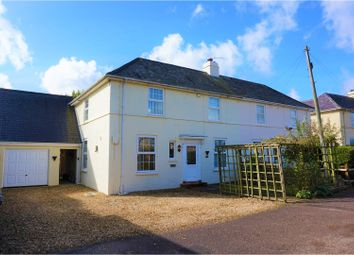 Thumbnail 4 bed semi-detached house for sale in Morton Way, Axminster